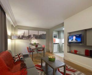 Altre tipologie di alloggio a Londra