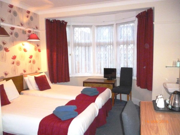 Grange Lodge Hotel, B&B Londra