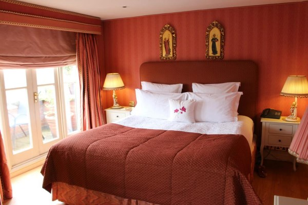 San Domenico House, hotel 5 stelle Londra