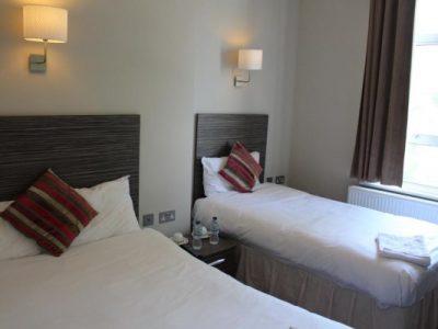 Sara Hotel, Hotel Economici Londra