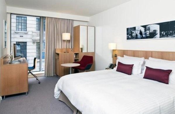 DoubleTree by Hilton Hotel - Tower of London, hotel 4 stelle Londra