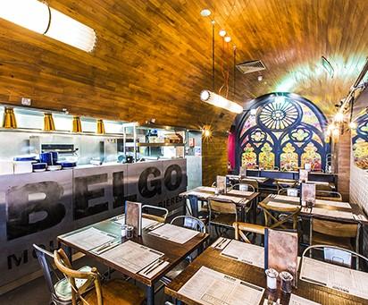 Belgo, ristoranti Londra