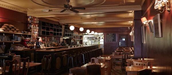 Great Queen Street, ristorante Londra