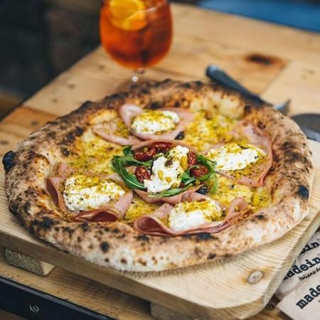 Made in Italy, pizzeria Londra