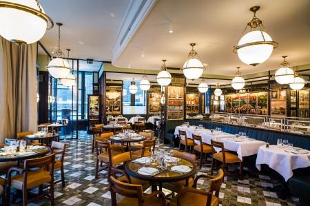 The Ivy Kensington Brasserie, ristorante Londra