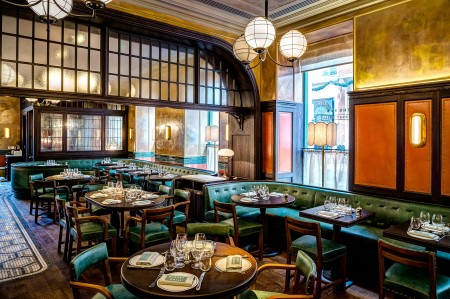 The Ivy Market Grill, ristorante Londra