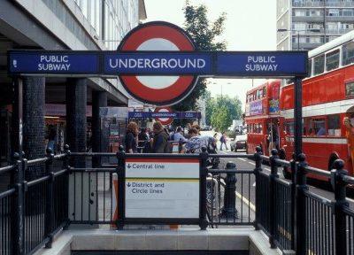 Trasporti Londra