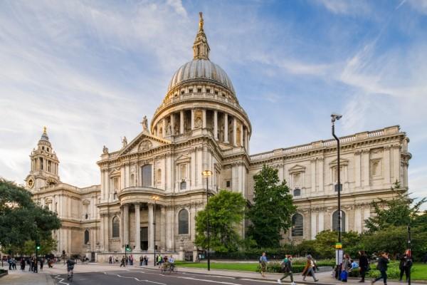 Cattedrale di St Paul, Londra