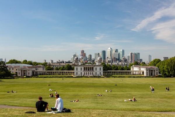 Greenwich Park, Londra